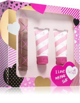 Pink Sugar Pink Sugar coffret cadeau III. pour femme