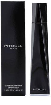 Pitbull Pitbull Man Eau de Toilette voor Mannen