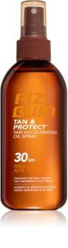 Piz Buin Tan & Protect zaštitno ulje za ubrzanje tamnjenja kože SPF 30