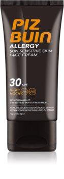 Piz Buin Allergy crème solaire visage SPF 30