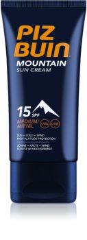 Piz Buin Mountain crema bronceadora SPF 15