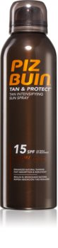 Piz Buin Tan & Protect Protective Spray Accelerate Tanning