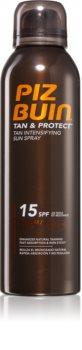 Piz Buin Tan & Protect spray protecteur qui accélère le bronzage
