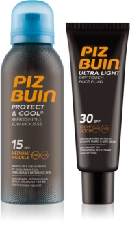 Piz Buin Protect & Cool coffret I. para mulheres