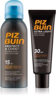 Piz Buin Protect & Cool kosmetická sada I. pro ženy