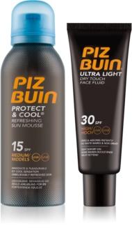 Piz Buin Protect & Cool kozmetika szett I. hölgyeknek
