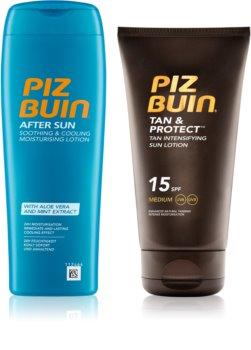 Piz Buin Tan & Protect kozmetická sada V. pre ženy