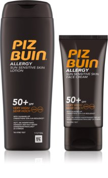 Piz Buin Allergy kosmetická sada XII. pro ženy