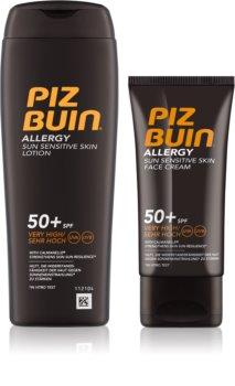 Piz Buin Allergy kozmetická sada XII. pre ženy