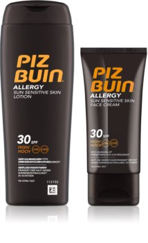 Piz Buin Allergy kosmetická sada XI. pro ženy