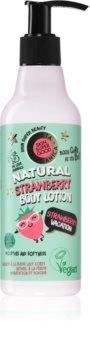 Planeta Organica Strawberry Vacation jemné hydratační tělové mléko
