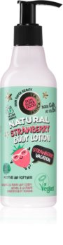 Planeta Organica Strawberry Vacation lait hydratant doux corps