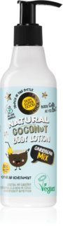 Planeta Organica Caribbean Mix tápláló és hidratáló testápoló tej