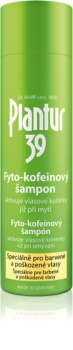 Plantur 39 Cafeine Shampoo  voor Gekleurd en Beschadigd Haar