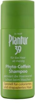 Plantur 39 шампоан с кофеин за боядисана и увредена коса