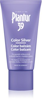Plantur 39 Color Silver Cafeine Balsem  neutraliseert gele Tinten