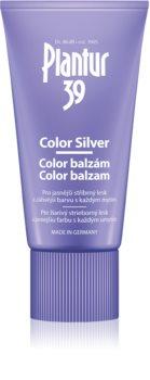 Plantur 39 Color Silver kofeinový balzám neutralizující žluté tóny
