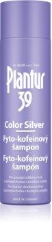 Plantur 39 Color Silver Cafeine Shampoo  neutraliseert gele Tinten