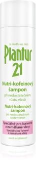 Plantur 21 Nutri-Coffein Shampoo  voor Gekleurd en Beschadigd Haar