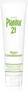 Plantur 21 nährender Conditioner mit Koffein für gefärbtes und geschädigtes Haar