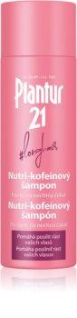 Plantur 21  #longhair Nutri-Kofeiini Hiustenpesuaine Hiusjuurten Vahvistamiseen Ja Hiuskasvun Tukemiseen