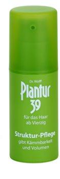 Plantur 39 Jäsentävä Hoito Helppoon Kampaukseen
