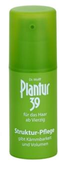 Plantur 39 tratamiento para cuidar la estructura del cabello para facilitar el peinado