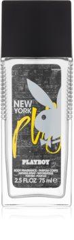 Playboy New York dezodorant z atomizerem dla mężczyzn