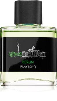 Playboy Berlin Eau de Toilette voor Mannen