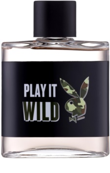 Playboy Play it Wild loción after shave para hombre 100 ml