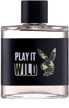 Playboy Play it Wild lozione after shave per uomo 100 ml