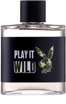 Playboy Play it Wild voda poslije brijanja za muškarce 100 ml