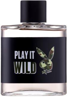 Playboy Play it Wild woda po goleniu dla mężczyzn 100 ml