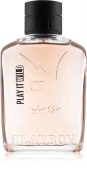 Playboy Play it Wild woda toaletowa dla mężczyzn