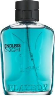 Playboy Endless Night Eau de Toilette pentru bărbați