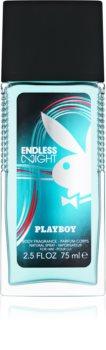 Playboy Endless Night deodorant s rozprašovačem pro muže
