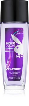 Playboy Endless Night desodorante con pulverizador para mujer 75 ml
