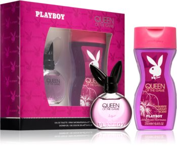 Playboy Queen Of The Game Gift Set I. for Women