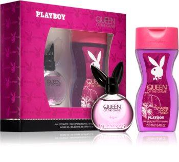 Playboy Queen Of The Game zestaw upominkowy I. dla kobiet