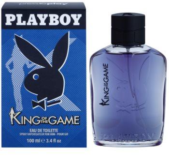 Playboy King Of The Game toaletní voda pro muže
