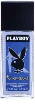 Playboy King Of The Game perfume deodorant for Men