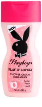 Playboy Play It Lovely crema de ducha para mujer 250 ml