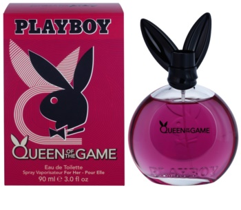 Playboy Queen Of The Game Eau de Toilette para mujer