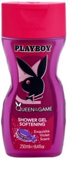 Playboy Queen Of The Game gel za prhanje za ženske 250 ml