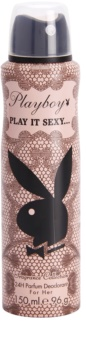 Playboy Play It Sexy desodorante en spray para mujer