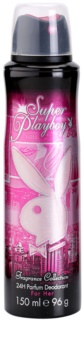 Playboy Super Playboy for Her déo-spray pour femme 150 ml
