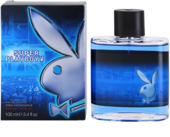 Playboy Super Playboy for Him eau de toilette para homens