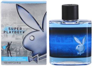 Playboy Super Playboy for Him after shave para homens 100 ml