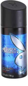 Playboy Super Playboy for Him desodorante en spray para hombre 150 ml