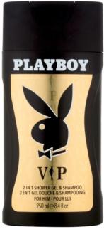 Playboy VIP gel de douche pour homme